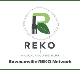 Bowmanville REKO next delivery August 27